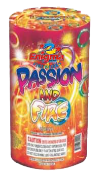 PASSION AND FIRE