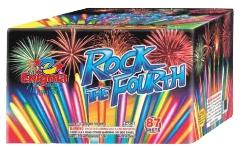 ROCK THE FOURTH